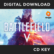 Battlefield V (pre-order bonuses) Game PC CD Key Download for Origin