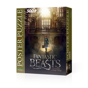 Fantastic Beasts and Where to Find Them MACUSA Poster Puzzle (500 Pieces)