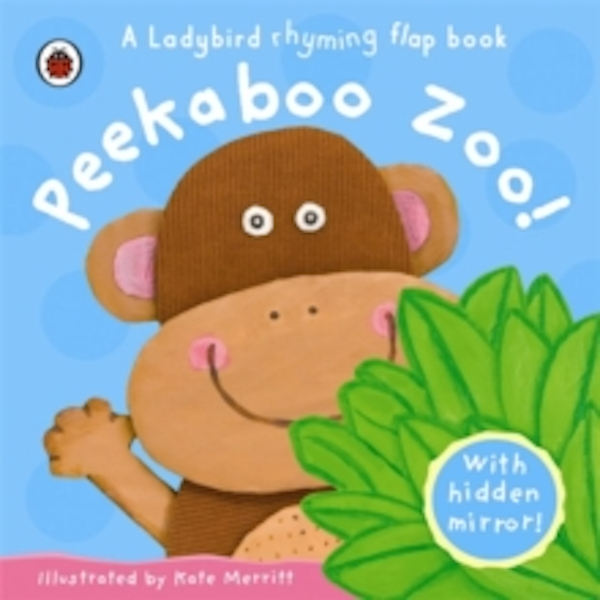 Peekaboo Zoo by Mandy Ross (Board book, 2011)