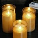 LED Candles - Set of 3 | M&W Gold - Image 7