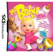 Ex-Display My Baby Girl Game DS Used - Like New