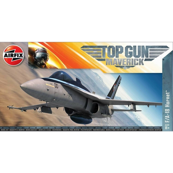 Airfix Top Gun F-18 Hornet Model Kit