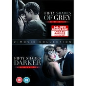 Fifty Shades Darker   Fifty Shades of Grey DVD Double Pack