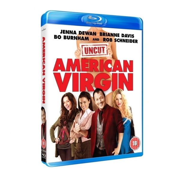 American Virgin Blu-ray