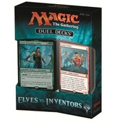 Magic the Gathering TCG: Duel Decks - Elves vs Inventors