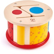Hape Double-Sided Hand Drum Activity Toy