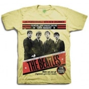 The Beatles Port Sunlight Mens Yellow Boxed TS: XXL