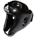 Adidas Boxing Rookie Headguard Black - XLarge