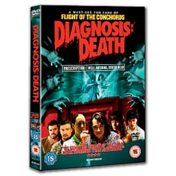 Diagnosis Death DVD