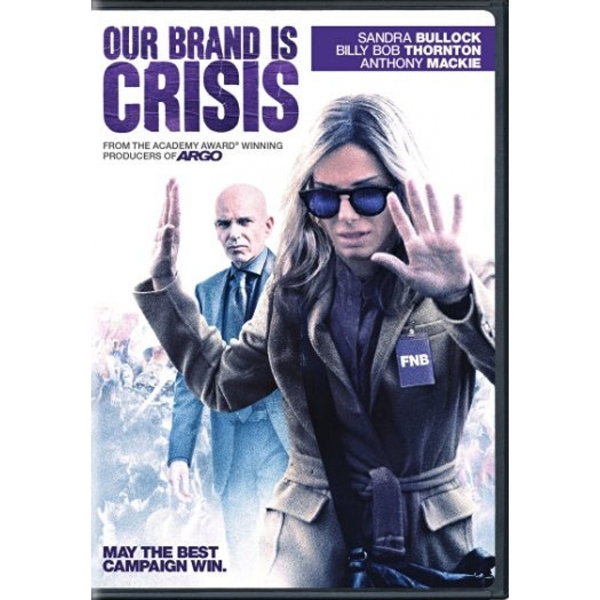 Our Brand Is Crisis (2015) DVD