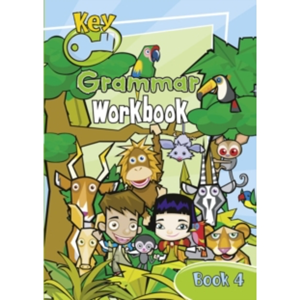 Key Grammar Level 4 Work  Book (6 pack) by Pearson Education Limited (Multiple copy pack, 2005)