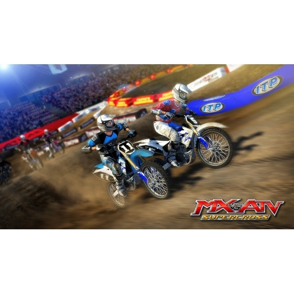 MX vs ATV Supercross PS3 Game - Image 5