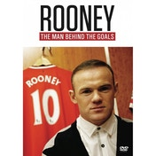 Rooney The Man Behind The Goals DVD