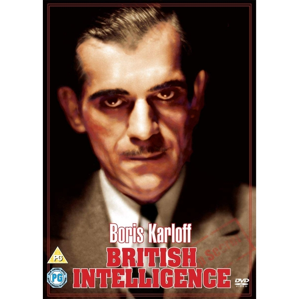 British Intelligence DVD