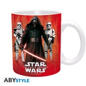 Star Wars - Kylo Ren & Troopers Mug