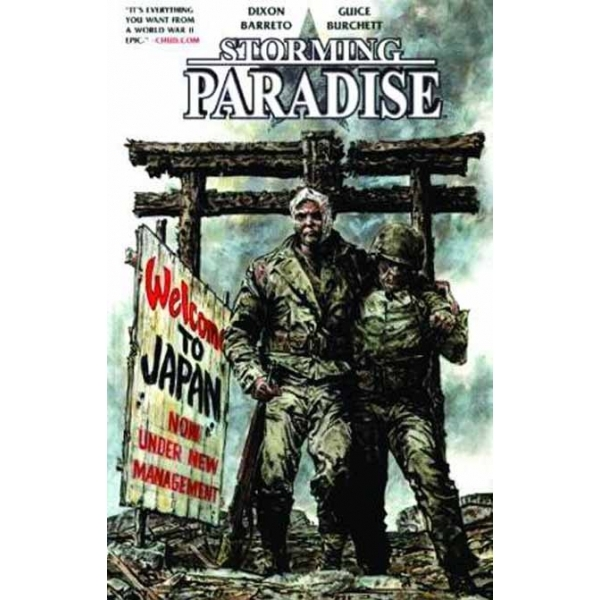 Storming Paradise TP