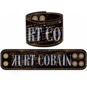 Kurt Cobain One Side Bracelet