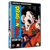 Dragon Ball Season 5 DVD
