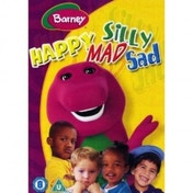 Barney: Happy Mad, Silly Sad DVD