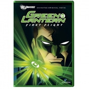Green Lantern First Flight DVD