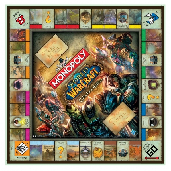 World of Warcraft Monopoly Collector's Edition - Image 2