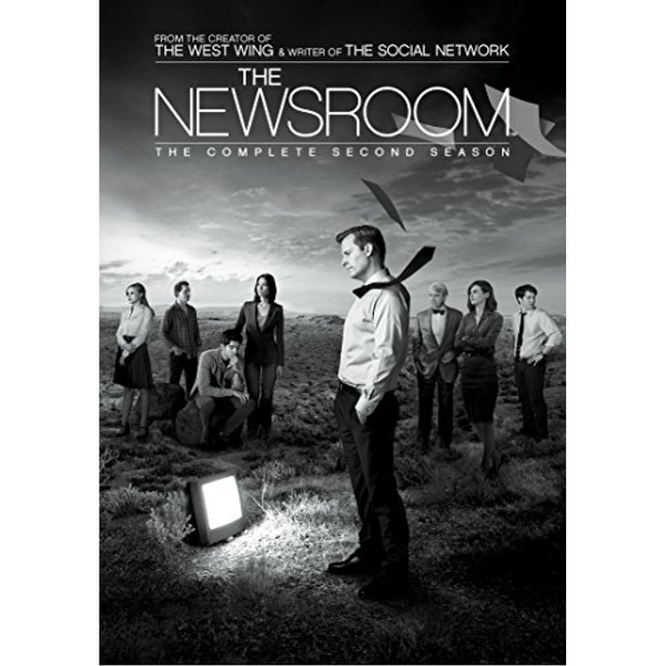 The Newsroom - Season 2 DVD