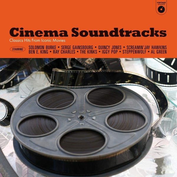 Various Artists - Cinema Soundtrack - Classic Hits From Iconic Movies Vinyl
