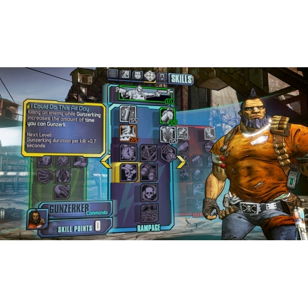 Borderlands 2 The Premiere Club Pre-Order Game & Limited Edition Top Trumps Xbox 360 - Image 6