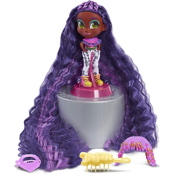 Hairdorables - Longest Hair Ever Fashion Doll (Kali)