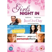 Girls Night In Collection (Just One Day, Sunshine Cleaning, Personal Effects) [DVD]