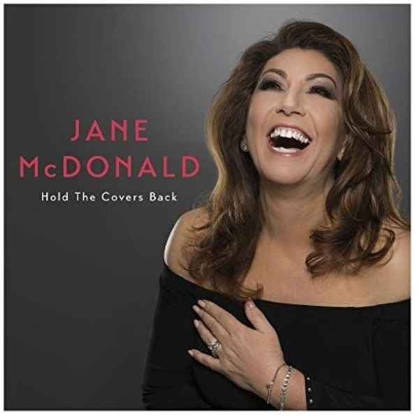 Jane McDonald - Hold The Covers Back CD