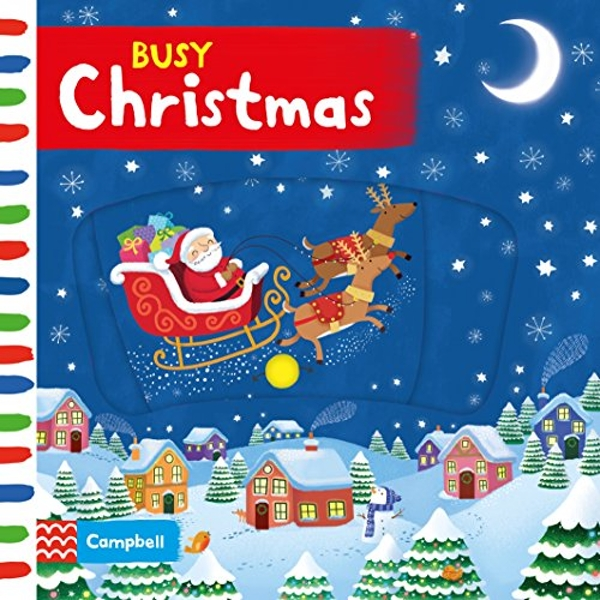 Busy Christmas by Angie Rozelaar (Board book, 2016)