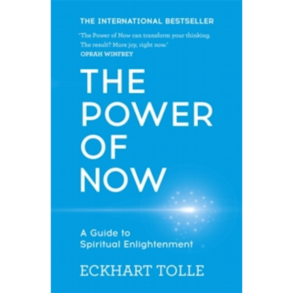 The Power of Now: A Guide to Spiritual Enlightenment by Eckhart Tolle (Paperback, 2001) by Eckhart Tolle,