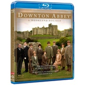 Downton Abbey A Moorland Holiday Christmas Special 2014 Blu-ray