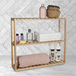 3 Tier Bamboo Shelves | M&W - Natural - Image 4