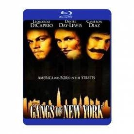 Gangs Of New York Blu-Ray