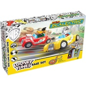 My First Scalextric (Looney Tunes) Bugs Bunny Vs Daffy Duck Battery Powered Race Set