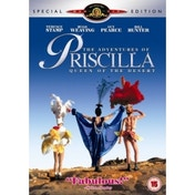 The Adventures Of Priscilla Queen Of The Desert DVD