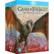 Game of Thrones: The Complete Seasons 1-6 Blu-ray