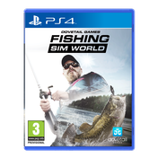 Fishing Sim World PS4 Game