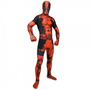 Marvel Morphsuit Deadpool X-Large One Colour