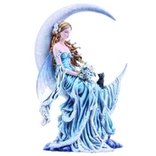 Wind Moon Fairy Figurine By Nene Thomas