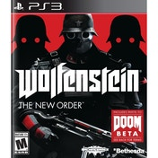 Wolfenstein The New Order Game PS3 (#)