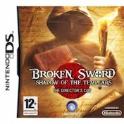 Ex-Display Broken Sword The Shadow Of The Templars Directors Cut Game DS Used - Like New