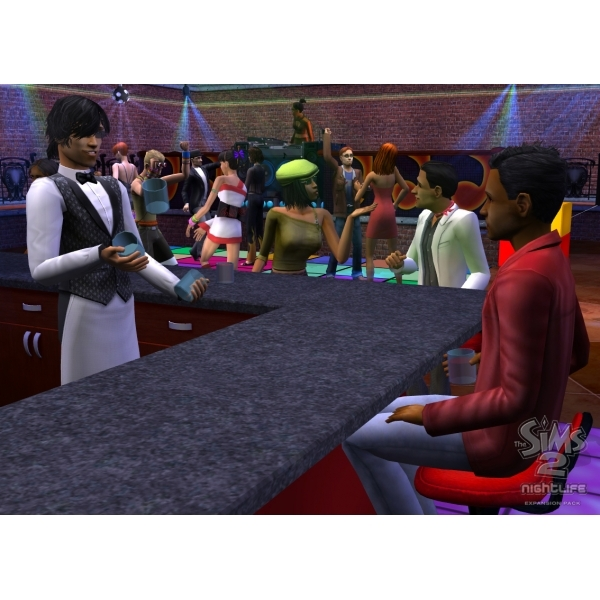 The Sims 2 Nightlife Game PC - Image 3