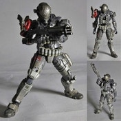 Halo Reach Play Arts Vol 1 Noble Emile Figurine