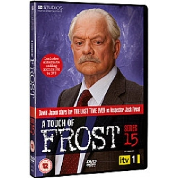 Touch Of Frost - Series 15