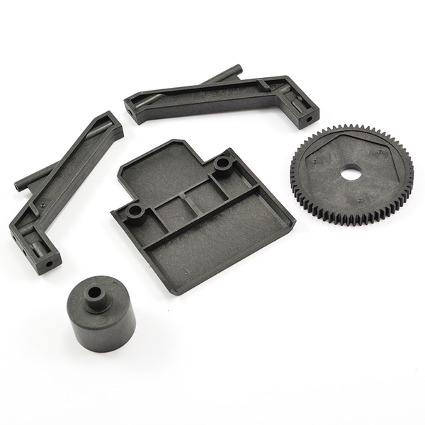 Ftx Futura Diff Housing And Rear Body Support