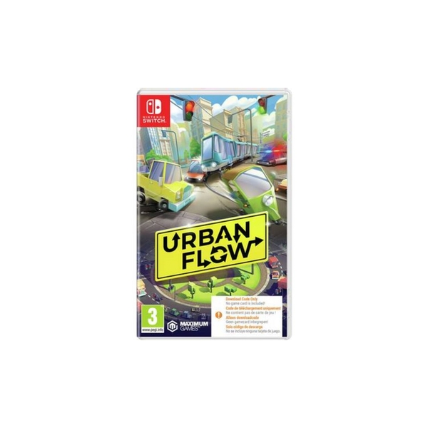 Urban Flow Nintendo Switch Game [Code in a Box]