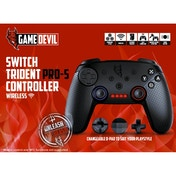 Game Devil Switch PRO-S Controller Wireless Nintendo Switch